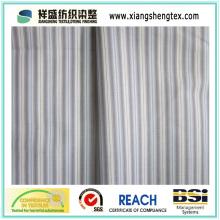 Tissu de coton teint au fil 45s * 45s