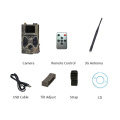 SUNTEK HC-350G MMS GSM piège caché infrarouge vision nocturne 3G chasse sentier caméra