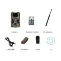 SUNTEK HC-350G MMS GSM Escondido Trap Visão Noturna Infravermelha 3G Caça Trail Camera