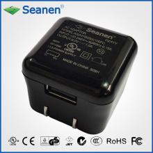 Chargeur Cube USB 5W (RoHS, niveau d'efficacité VI)
