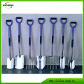Stainless Steel Spades and Forks