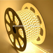 SMD5050 220V Flexible Waterproof LED Strip Rope Light for Outdoor Use
