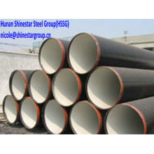 S355 ST52 LSAW Carbon Steel Pipe