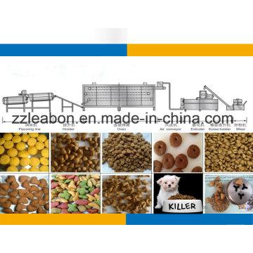 Machine pour aliments pour animaux domestiques pour fabriquer différentes formes de boulettes de poisson