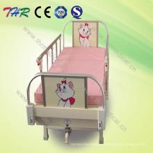 Одноствольная детская кровать (THR-CB001)