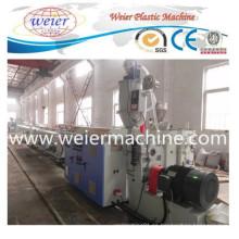 Línea de extrusión de producción de tuberías de PVC / Máquina de fabricación de tuberías de PPR