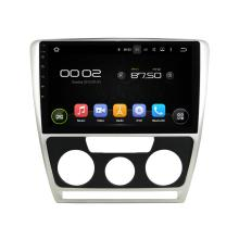 Android car DVD for Skoda Octavia MT 2010-2014