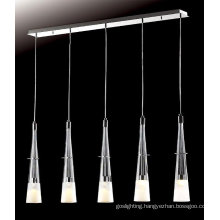 Modern Simple Style Home Use Glass Pendant Lamp (P2268/5)