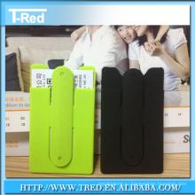 Ленивый ручка-держатель телефона стенд с цветной печатью