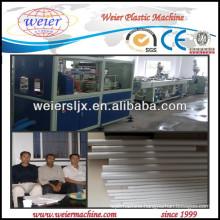 building electric conduit PVC pipe machine