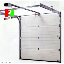 Overhead Sectional Door with remote control