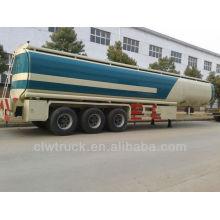 Semirremolque semirremolque 35000litres del tanque de combustible de la fuente de la fábrica