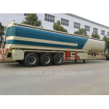 Factory supply fuel tank semi trailer 35000litres oil tanker semi trailer