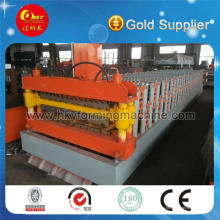Двухслойное оборудование для цветной стальной плитки
