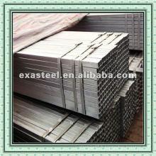 Galvanisé soudé / tuyau en acier carré galvanisé