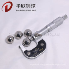 Anti-Abrasive G10-G1000 Chrome Steel Material Metal Stress Balls for Wind Power Bearings
