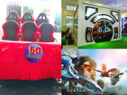 5D Cinema Equipment for Amusement Park