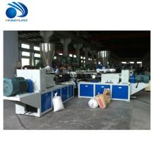 Tuyau d'alimentation d'eau de PVC d'extrusion stable / ligne d'extrusion de tuyau de drainage