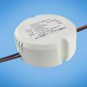 12w conducteur led rond 300ma non dimmable
