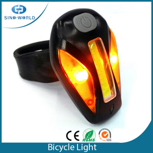 Hot Selling Red Yellow led lights for bike