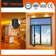 2015 China Made frame de janela de liga de alumínio