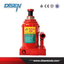 CE approuvé 32ton 14kg cylindre bouteille hydraulique Jack