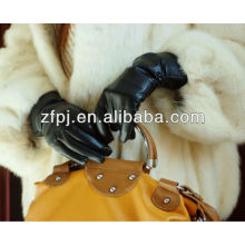 new design fashion gunuine leather driver glove