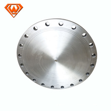 stainless steel blank bland flange