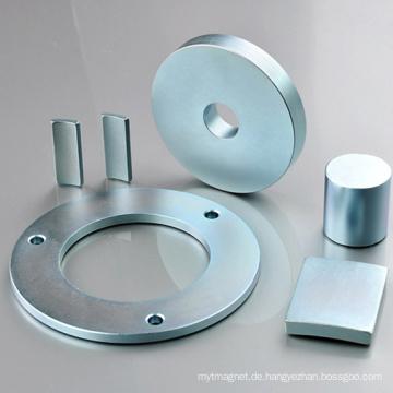 Disketten-NdFeB-Magnet runde Neodym-Magneten bescheinigt durch Ts / ISO 16949, Durchlauf MSDS, SGS, Reichweite, RoHS-Bericht