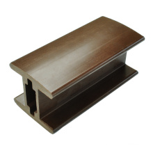 High Quanlity Wood Plastic Composite Guardrail Armrest 89*87