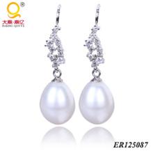 2014 Pendiente de perlas de moda (BR125087)