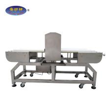Détecteur de métaux pour industrie de la saucisse / chair de crabe / thé / parmaceutique