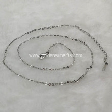 Cross O Word Chain Necklaces For Women Jewelry