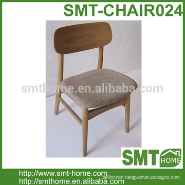 Vintage Danish Style Solid Wood Kitchen Dining Leisure Wood Chair
