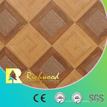 Hogar 8,3 mm en relieve roble blanco pisos de madera laminada