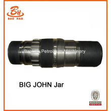 Downhole Test Aracı BIG JOHN JAR