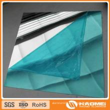 1060 1070 Fournisseurs de feuilles en aluminium poli pour l'éclairage