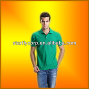 men polo t-shirts 2014 100 % cotton 200g (ST-SH158)