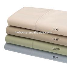 Schlafphilosophie 6 Stück Baumwollmischung 1000TC Blatt Set