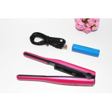 Mini Professional Rechargeable Cordless Hair Straightener