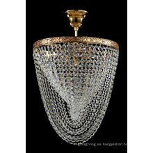 Lámpara de Cristal (CL 5276/3 FGD + WT)