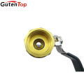 GutenTop High Quality Brass Forged Ball Valve 3/4inch with Gland full port Export European