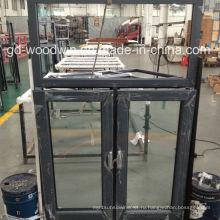 Производители Алюминиевые окна с двойным остеклением