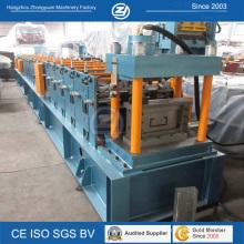 Máquina de formação de rolo de aço Channel Channel