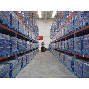 Heavy Loading Warehouse Shelves Adjustable