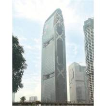 Pearl River Tower Curtain Wall Steel Structure