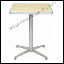 Muebles de restaurante Kfc mesa de restaurante para dos personas (SP-RT129)