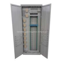 Moldura de distribuição de fibra óptica de 720 núcleos ODF