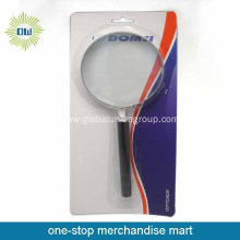Wholesale black frame large magnifying glass