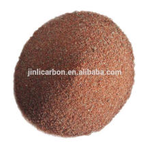 Arena granate de alta calidad para pulir con chorro de arena